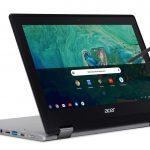 Acer анонсирует Chromebook Spin 11 с 360-градусным шарниром и USB-C