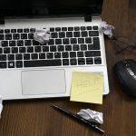 Устранение неполадок с ноутбуком